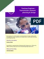 Traninee Engineer