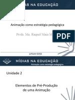 Unidade 2 Elementos de pré-produção de uma Animação_6d53c5b666b9c06ba30ba0ed80e67888