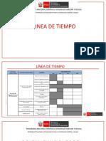 5. Linea de Tiempo y Roles Del Personal de Los Cem y