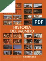 Manual Esencial Santillana, Historia Del Mundo