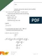 Resolução Teste 3 2P 7ºano