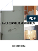 Apostila Revestimentos ModuloII Prof. Ercio Thomaz