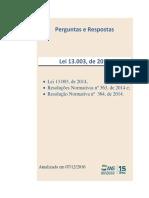 Ffaturamento Contrato Ansaq Lei 13003-2014