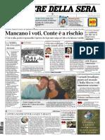 Corriere Della Sera 17 Gennaio 2021