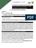 ACTIVIDAD 1ER DÍA - DPCC - PROF. RICHARD CALAGUA