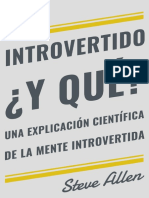 Soy Introvertido