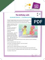 Nal'ibali - A birthday wish (English)