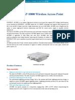 Sundray AP-S800