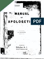 A Boulenger_Manual de Apologética