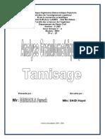 Analyse Granulometrique