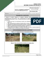 CORREGIDO INFORME TECNICO GRADITOCA 002