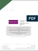 Predicción de Condiciones de Almacenamiento de Alimentos en Alimentos en Polvo Por Isotermas de Adsorcion