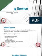 Building Service Report