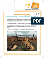 Story Card Hare-And-hedgehog ENG