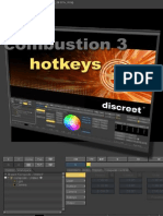 Combustion 3 Hotkeys