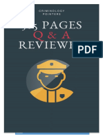 Copy of Question and Answer by Criminology Pointers