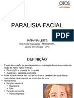 AULA 7- Paralisia Facial