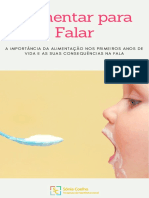 Alimentar para Falar (eBook)