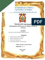 PROCESO DE HABEAS DATA MONOGRAFIA GRUPO 4