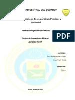 Analisis Foda Mineria
