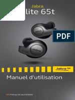 Jabra Elite 65t User Manual_FRCA_French Canadian_RevC