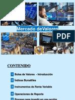 Sesion 03 MV - Bolsa de Valores -  Introducción