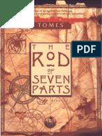 TSR 1145 - The Rod of Seven Parts