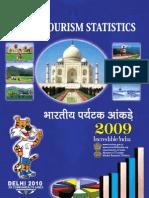 India Tourism Statistics 2009