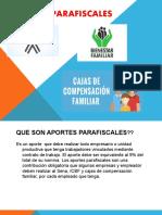 EXPOSICIÓN APORTES PARAFISCALES