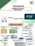 FARMACOLOGÍA DE LA SANGRE SISTEMA HEMATOPOYÉTICO