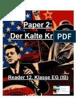 Final Reader Paper 2_ Kalter Krieg
