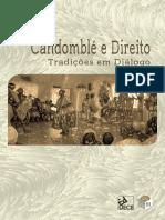 Candomblé e Direito Tradições Em Diálogo Clara Jane Costa