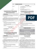 Decreto Supremo 200 2020 Licencia Provisional de Funcionamiento