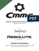 CMMG Banshee Owner Manual