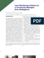 Socioeconomic Monitoring Initiative for Velondriake Community Managed Protected Area, Madagascar - 2008