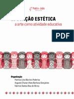 Educação Estética - eBook