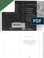 ALMEIDA, André Ferrand. a Formação Do Espaço Brasileiro e Projecto Do Novos Atlas..