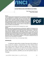 artigo - clinica psicológica PHC