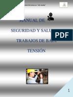 MANUAL DE SEGURIDAD Y SALUD EN TRABAJOS DE BAJA TENSIÓN (1) (1)