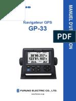 GP33 Manuel FR