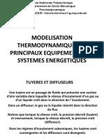 Cours 7 et 8_Modélisation thermodynamique des principaux équipements énergétiques_GM