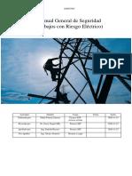Manual de Seguridad Para Trabajos Con Electricidad-final