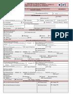 Formulario de Inscripción de Sociedad DGI