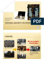National Security on Internet