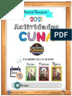 Cuna - Actividades 1T ENERO - 2021