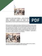 LITERATURA DE COLONIA E INDEPENDENCIA