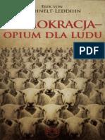 Demokracja - Opium Dla Ludu - Kuehnelt-Leddihn Erik