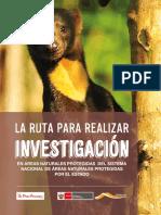 Guía de investigaciones en ANP - 2020
