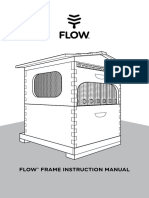Flow Frame Instruction Manual 280916