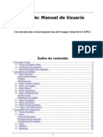 Moodle Manual del Usuario (2007)  Spanish